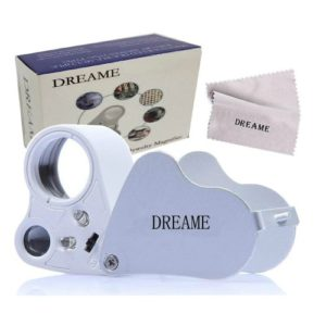 Dreame 30X 60X LED Lighted