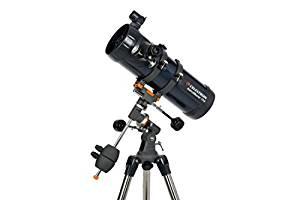 Celestron AstroMaster 114 EQ Revisión