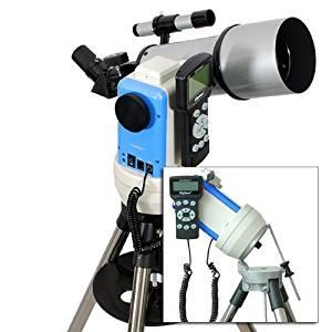 Revisión del telescopio TwinStar Silver 80mm iOptron