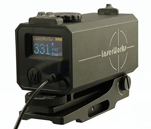 LaserWorks LE-032 - Telémetro montado Revisión