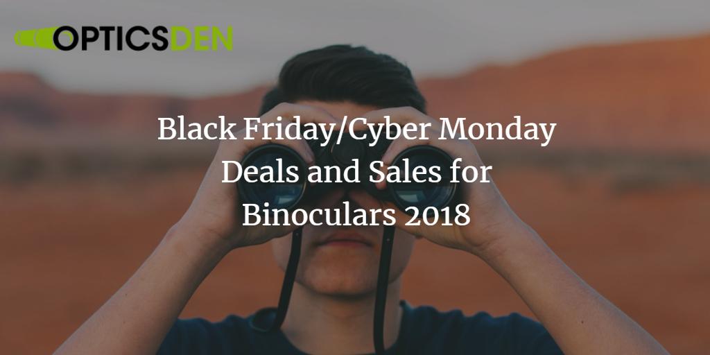 Binoculares Viernes Negro y Lunes Cibernético - Ofertas y Promociones 2019