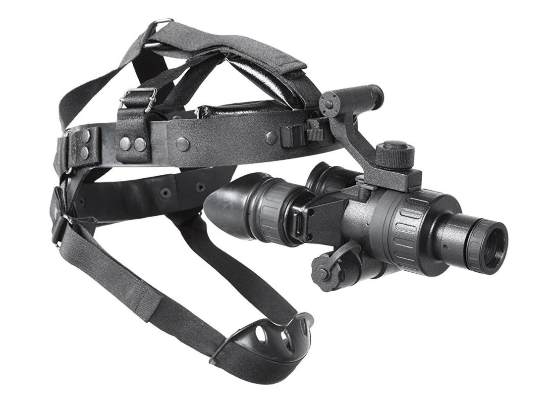 2aaaf9ebd3 Nyx7-ID Gen 2+ Night Vision Goggles de Armasight