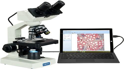 Microscopios USB